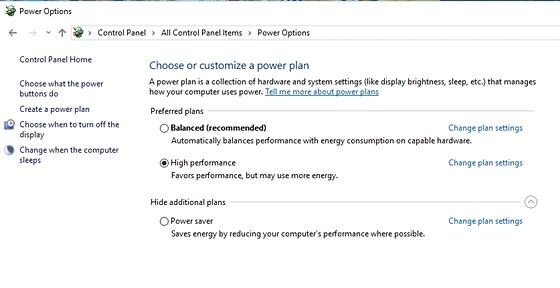 Lightroom poor performance on Windows 10: PC Talk Forum