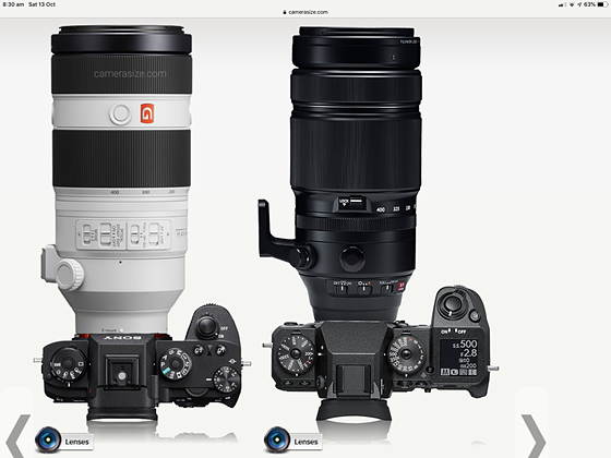 Re: Sony A7iii vs X-T3 - my comparison (detailed): Sony Alpha Full ...