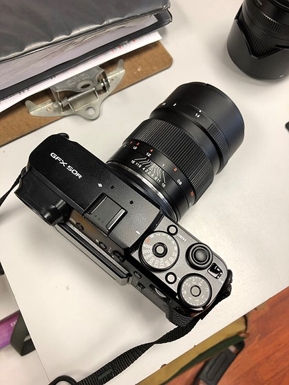 Re: OC Camera - Fuji GFX Demo Day: Medium Format Talk Forum: Digital