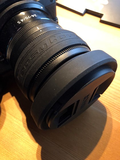 Re: Z6 Accessories: Nikon Z Mirrorless Talk Forum: Digital