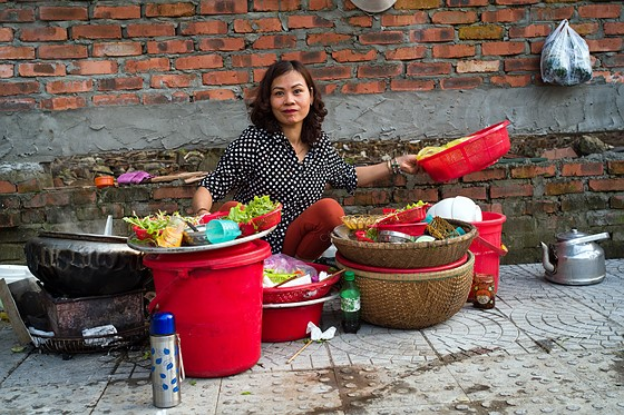 Selling Street Food: Documentary and Street photography Forum
