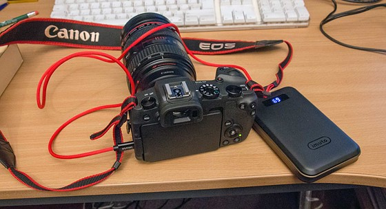 EOS RP USB now charging :-): Canon EOS R Talk Forum: Digital
