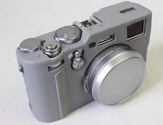 Ocotex Silicone Case For Fujifilm Fuji X100F: Fujifilm X