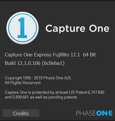 Capture One 12 1 -