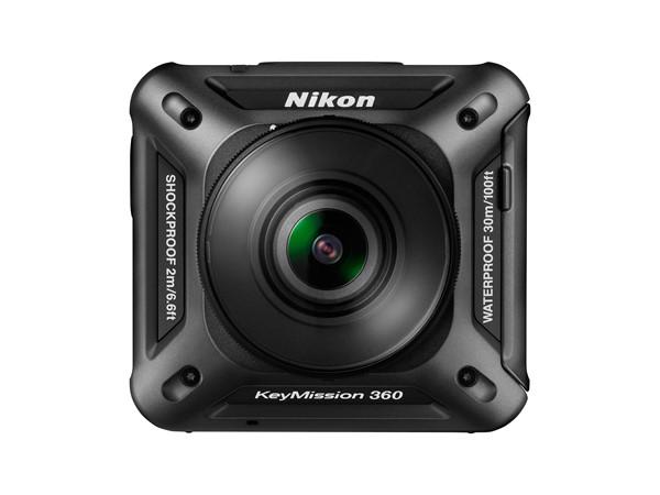 Kết quả hình ảnh cho Nikon KeyMission 360 4K Review
