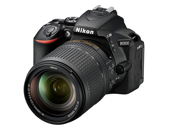 Nikon brings its D5600 DSLR to the US: Digital Photography