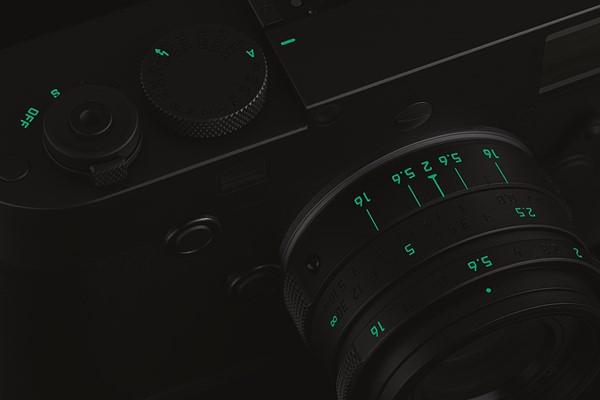 Leica reveals matte black M Monochrom 'Stealth Edition'