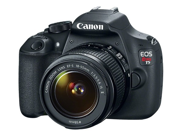 Canon announces entry-level Rebel T5 (EOS 1200D) and macro