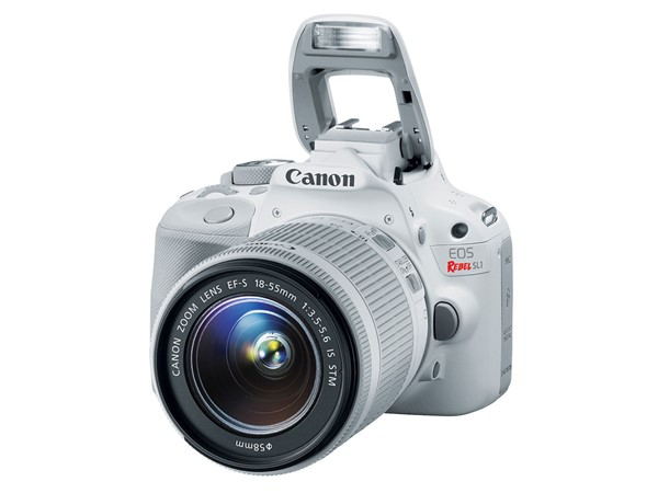 Canon USA brings white EOS Rebel SL1 to America: Digital Photography ...
