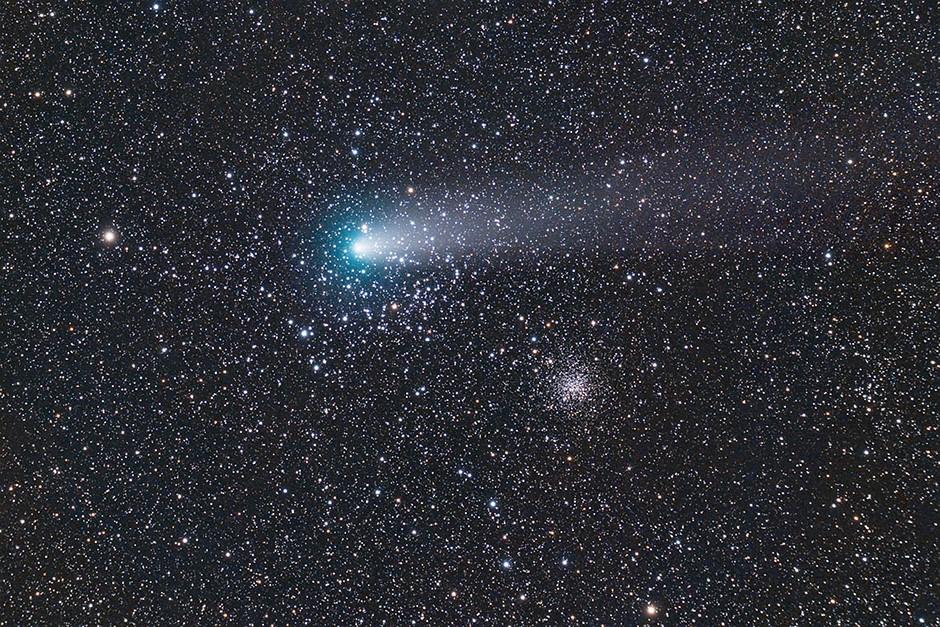Comet 21P/Giacobini-Zinner