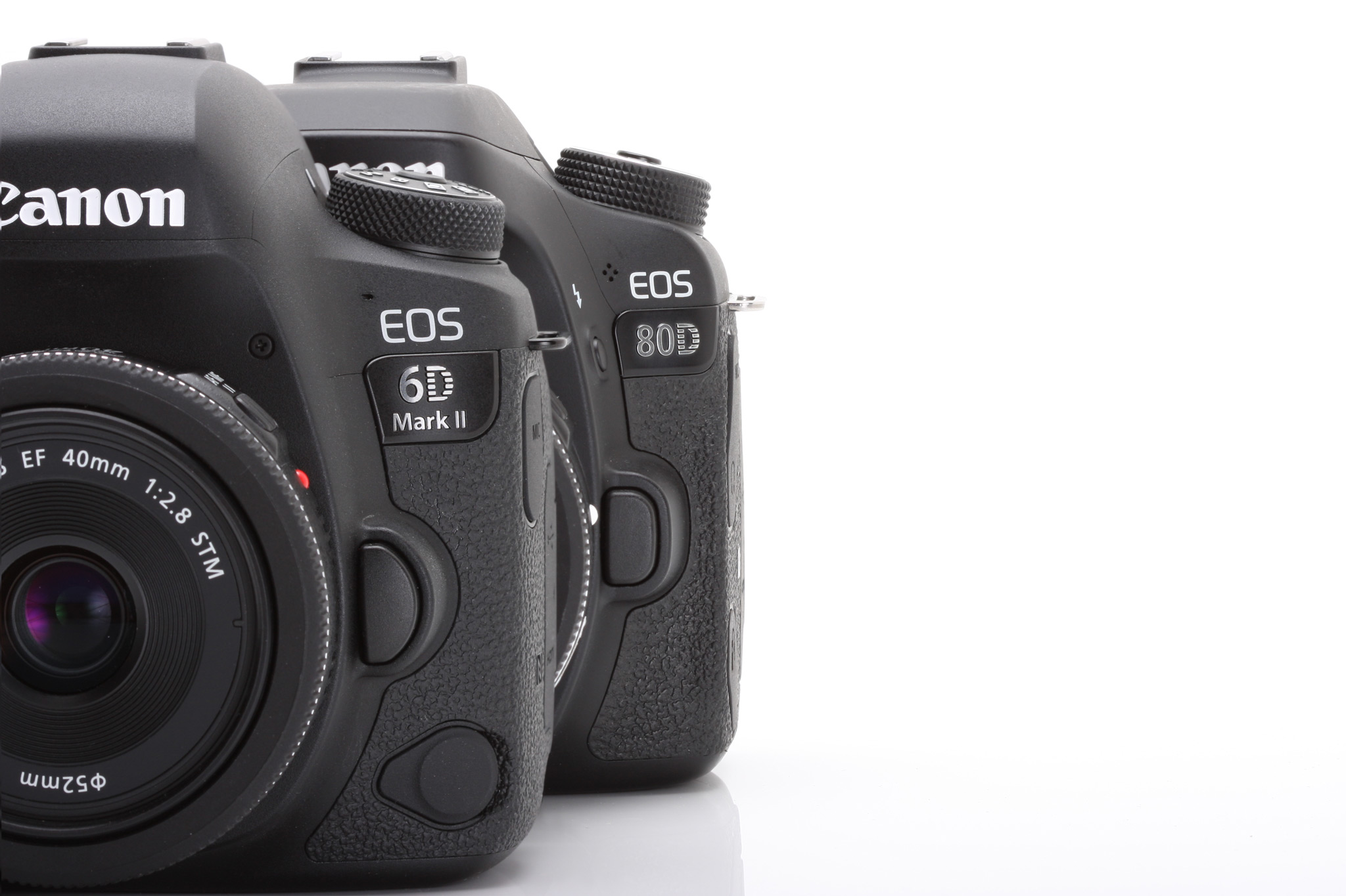 Canon EOS 80D to EOS 6D Mark II: in the light of the review, should ...