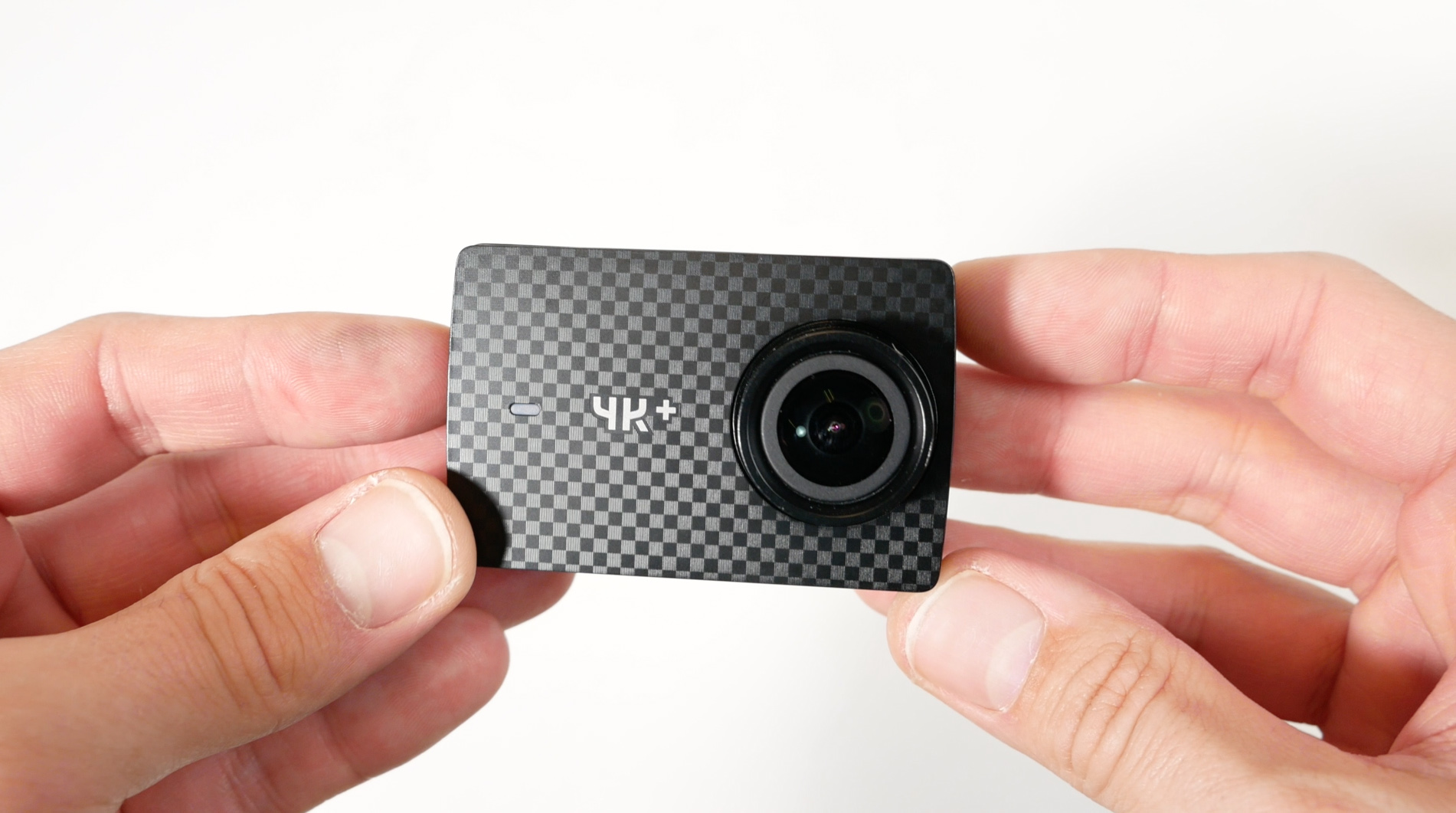 First look video: YI 4K+ action camera shoots 4K/60p and