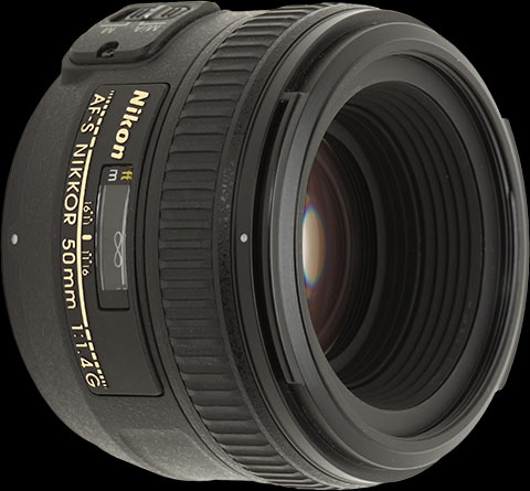 The AF-S Nikkor 50mm F1.4 G is Nikon s latest take on the classic  standard  lens  concept b7bcb09d53f