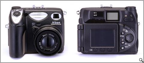 Nikon Coolpix 5000