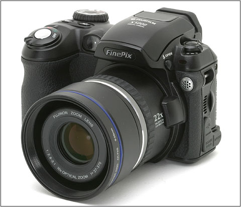 Fujifilm finepix s5000 zoom review digital photography review for Fujifilm finepix s5000 prix