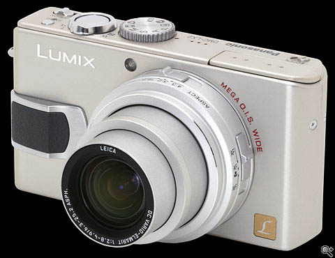 Leica d-lux 3 vs. Panasonic dmc-lx2 digital forum leica forum.