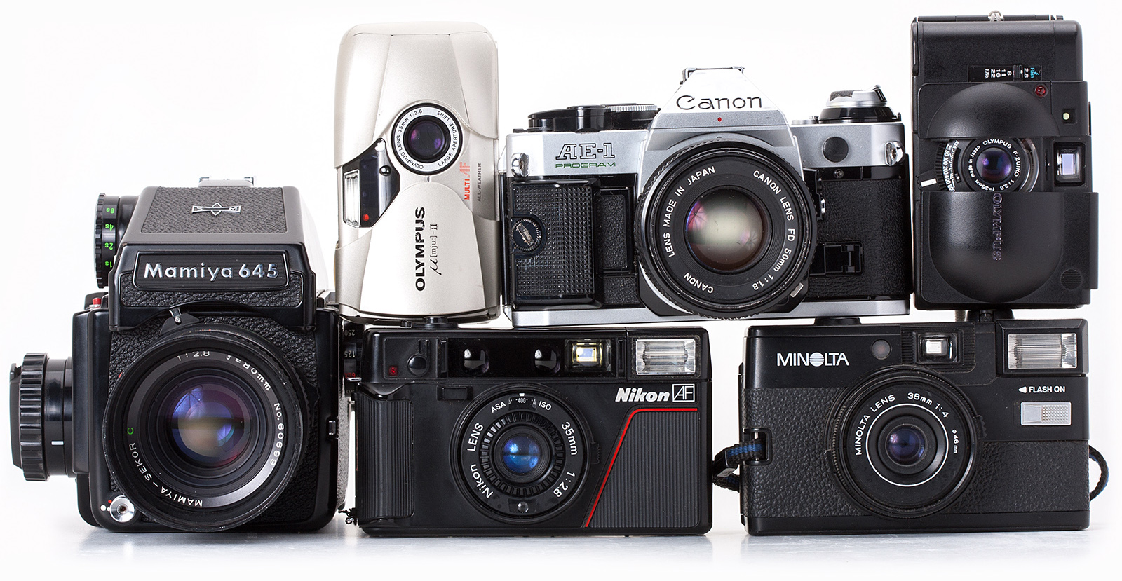 Analog gems 10 excellent affordable film cameras