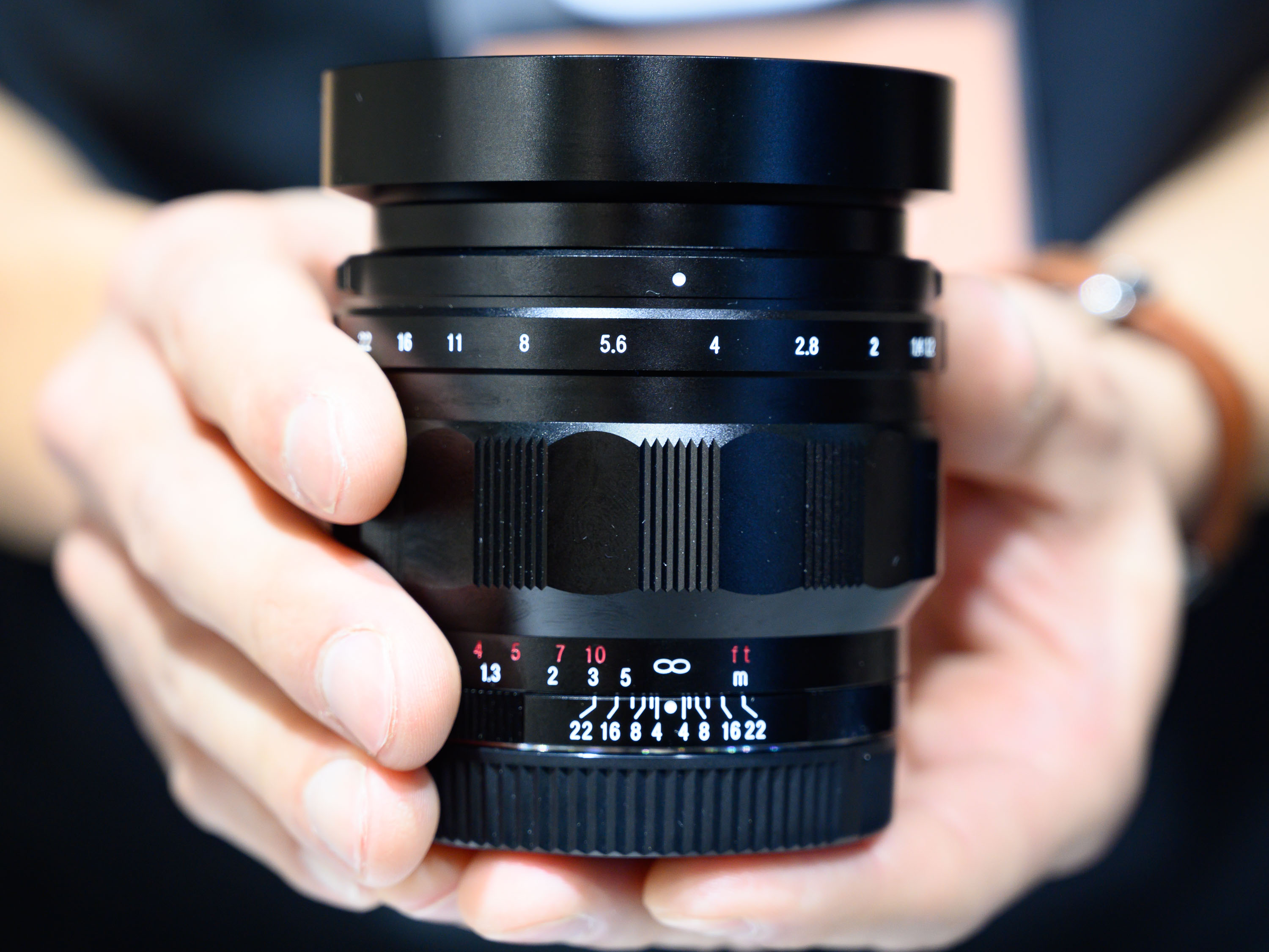 CP+ 2019: Voigtländer unveils new manual focus lenses for