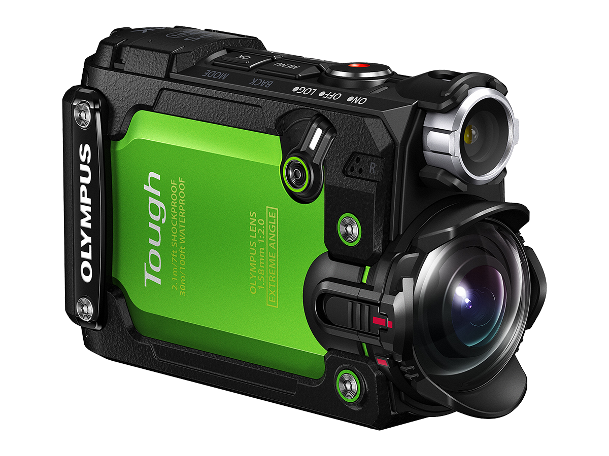 Olympus Tg Tracker Keeps Up With Your Outdoor Adventures Digital Photography Review