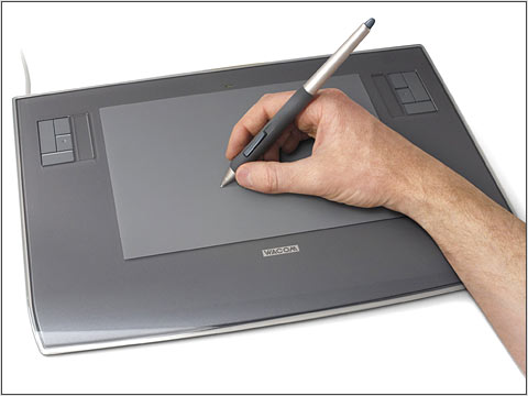 Wacom Intuos 3 tablet: Digital Photography Review