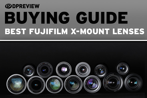 Buying Guide: The best lenses for Fujifilm X-mount mirrorless cameras
