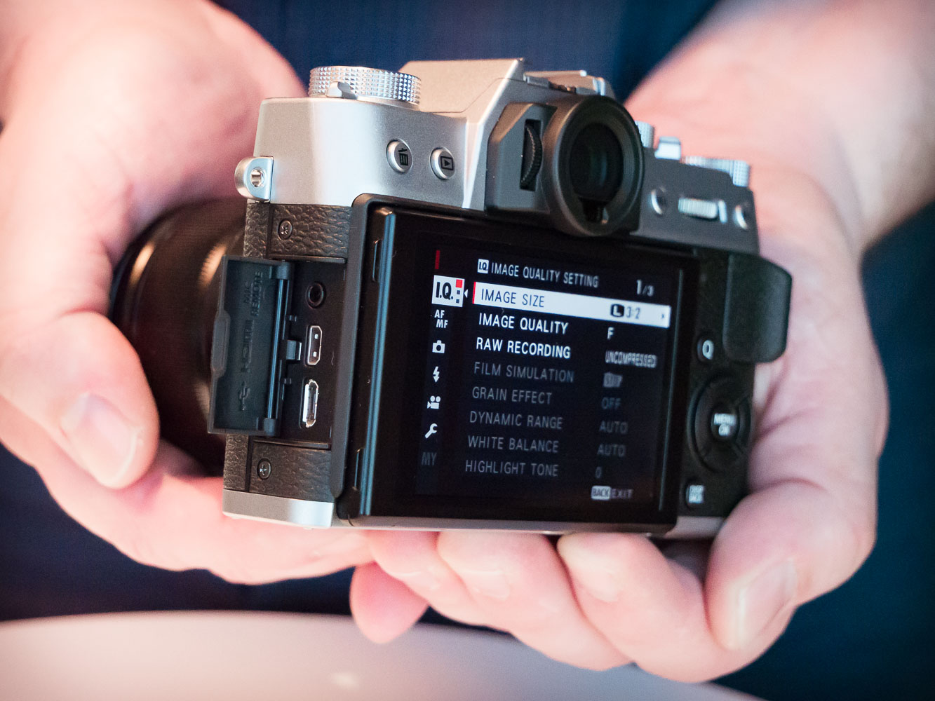 Feisty Upstart Hands On With The Fujifilm X T20 Digital Photography Review