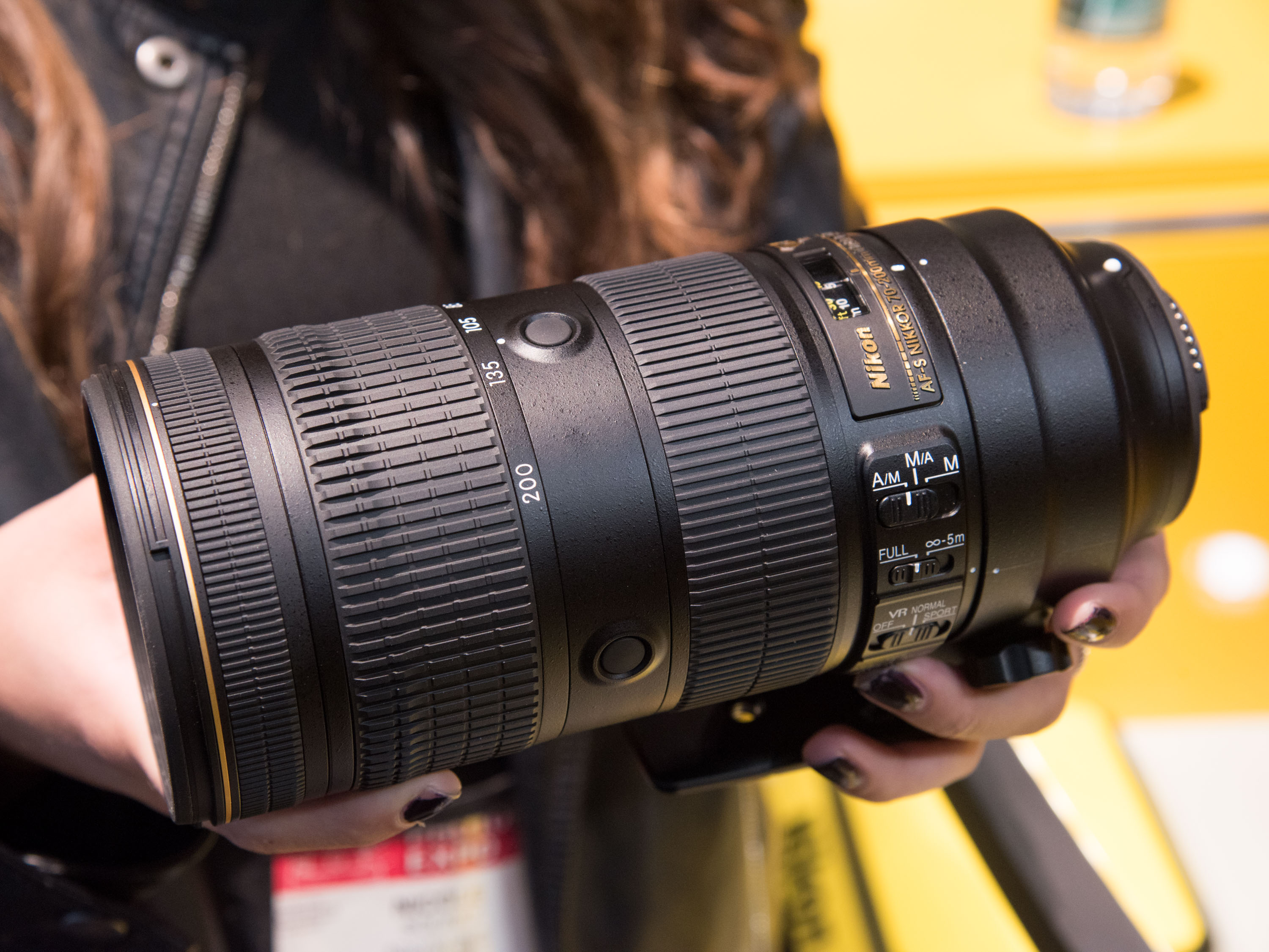 Hands On With Nikon Af S Nikkor 70 200mm F28e And Pc 19mm Kipon G Lens To Leica Sl Camera Adapter Digital Photography Review
