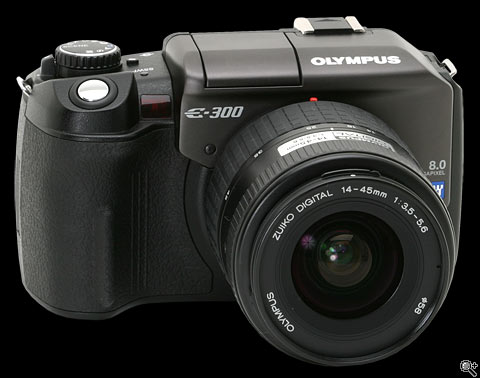 The E-300 ( EVOLT  in North America) became the second ever Four Thirds  System digital SLR when it was announced by Olympus at Photokina 2004. The  camera ... 7b01c0672a34