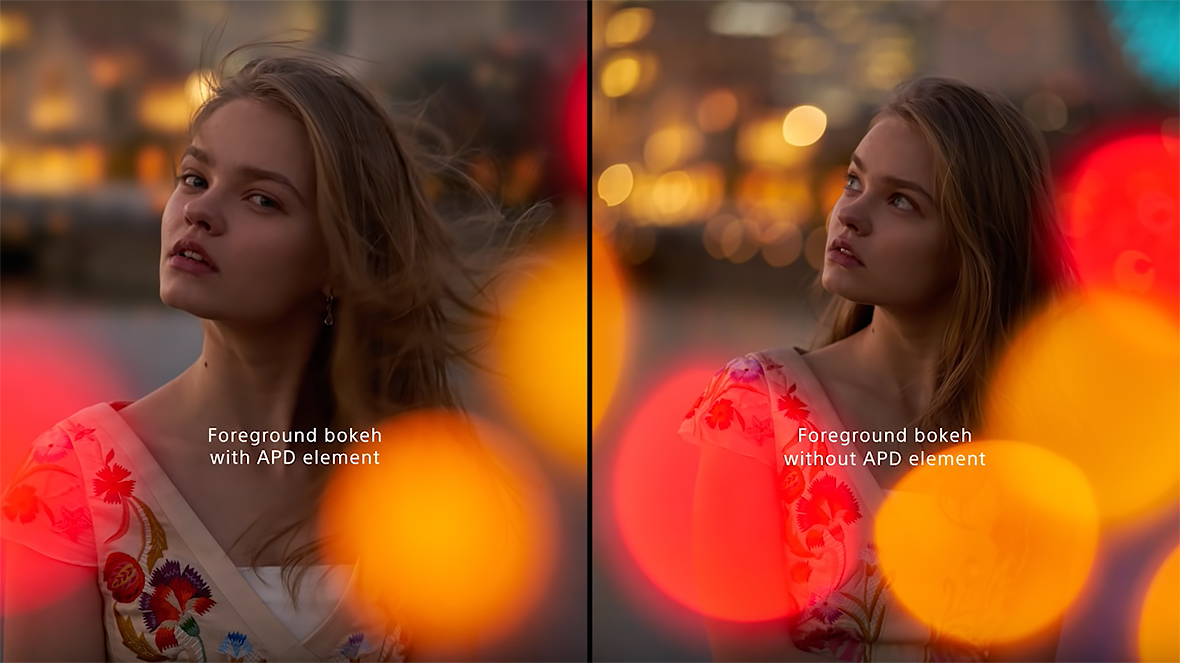Sony FE 100mm F2.8 STF Bokeh Demystified 2