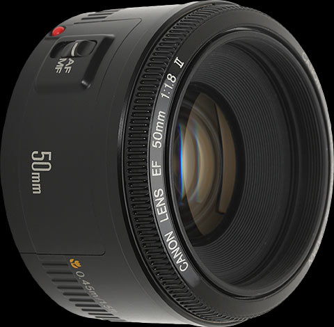 d58f37ef3f9 The Canon EF 50mm F1.8 II is the least expensive lens currently available  for the EOS system