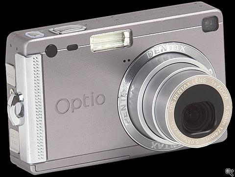 pentax optio s5i review digital photography review rh dpreview com Pentax Optio 60 Pentax Optio E10 Drivers