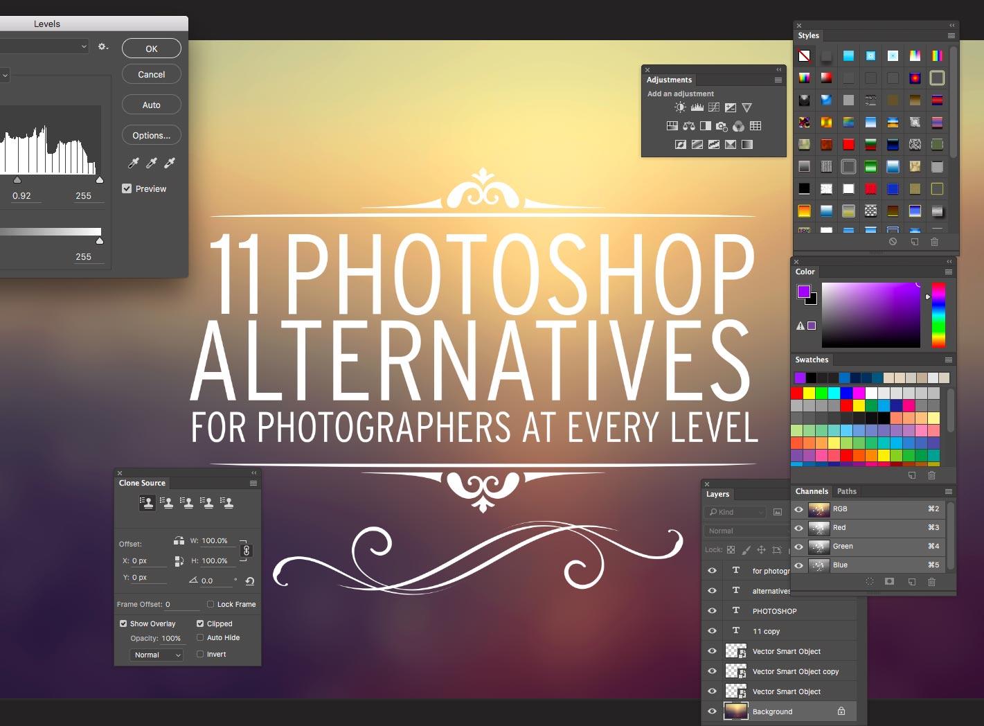 11 cheap photoshop alternatives for photographers at every level 11 cheap photoshop alternatives for photographers at every level digital photography review baditri Images