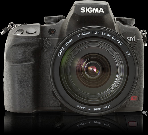 New Drivers: Sigma SD1 Merrill Digital Camera