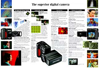 Nikon 950 Information Sheet (inside pages) - click for 75dpi image