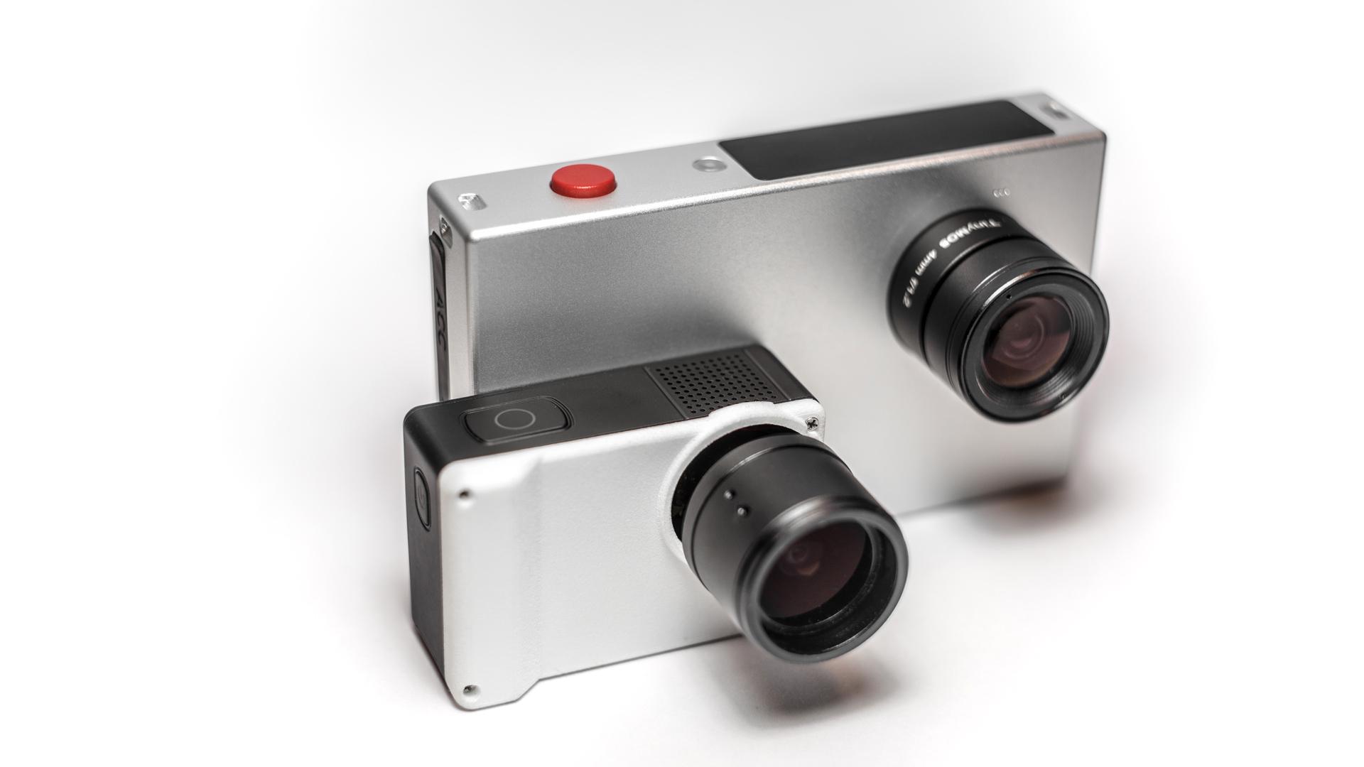 Color Astronomy Camera CMOS Compact Wide-angle Lens for Guiding Star