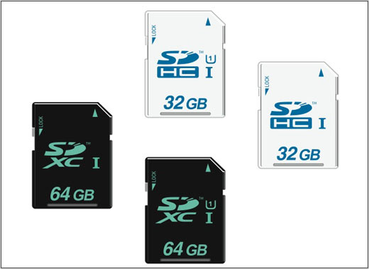 Sd Association Defines New Standards For Sdxc Sdhc Cards Digital