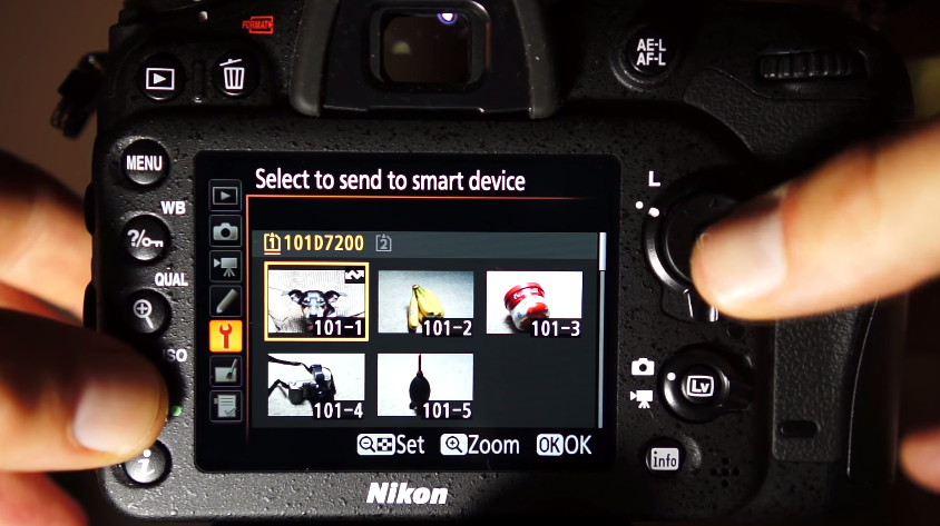 Airnef brings desktop Wi-Fi transfer to Nikon users: Digital