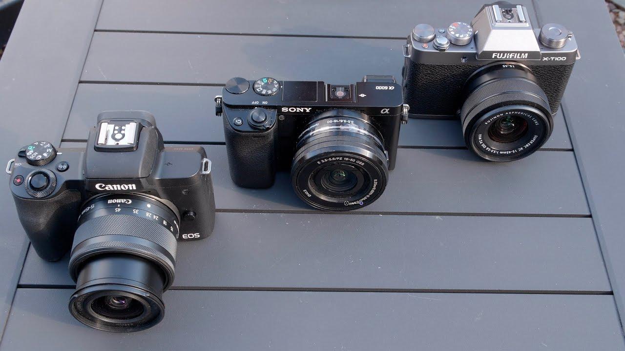 DPReview TV: Entry-level APS-C shootout: Digital Photography