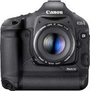 Canon EOS-1D Mark IV Update