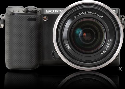 Sony NEX-5R Digital Camera SEL24F18Z Lens Driver for PC