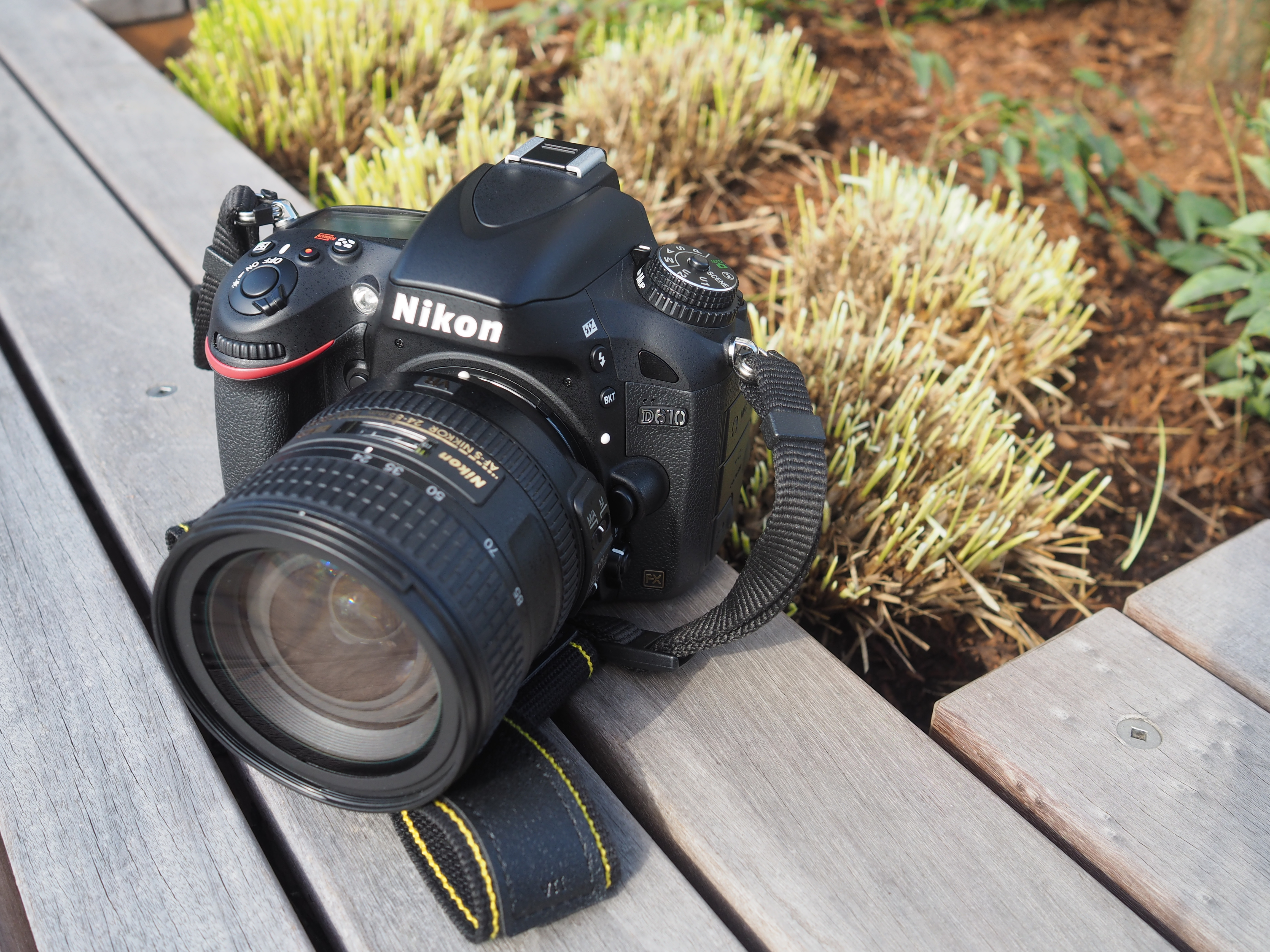 Nikon D610 Review: Digital Photography Review