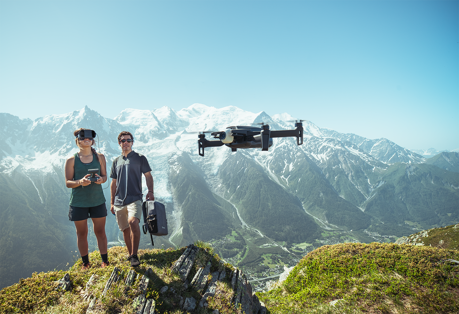 Parrot announces the ANAFI FPV drone with 4K HDR video and