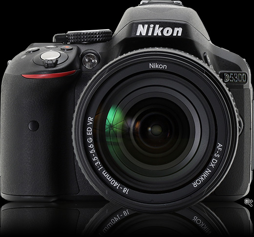 Nikons Advanced Beginner DSLR The D5300 Takes D5200s Place Between Entry Level D3200 And Enthusiast Targeted D7100 In Companys APS C