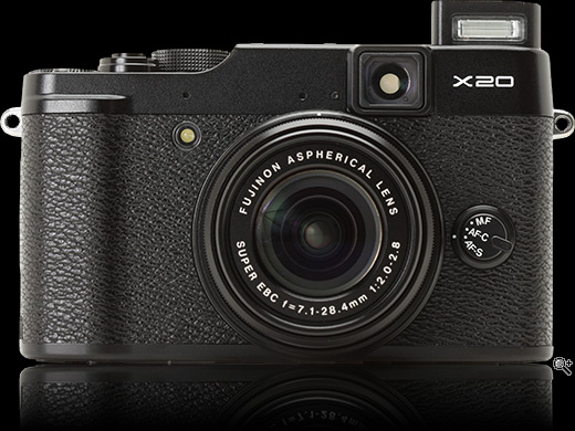 Fujifilm X20 Review: Digital Photography Review