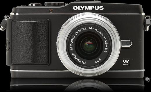 olympus e p3 manual