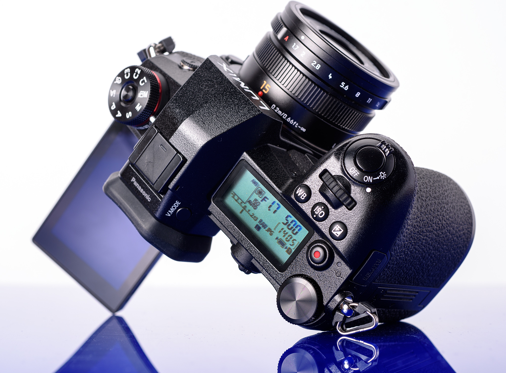Panasonic Lumix DC-G9 Review: Digital Photography Review