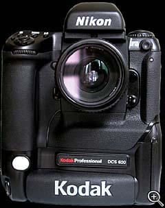 Kodak Professional DCS 620 (click for review)