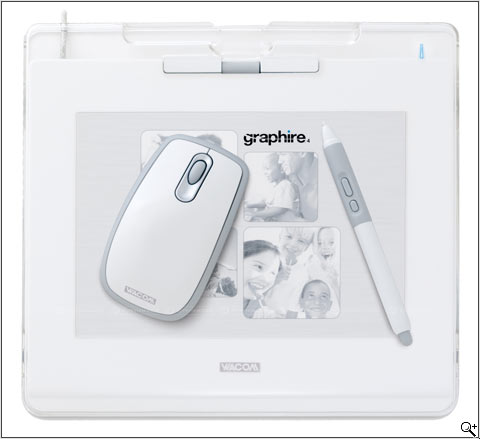 Wacom Graphire4 Tablet