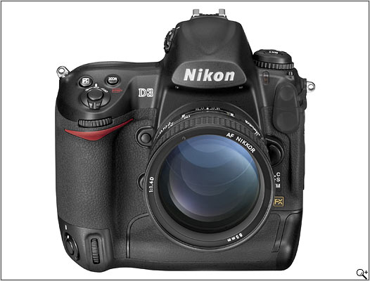 Nikon D3, Full-Frame, previewed: Digital Photography Review