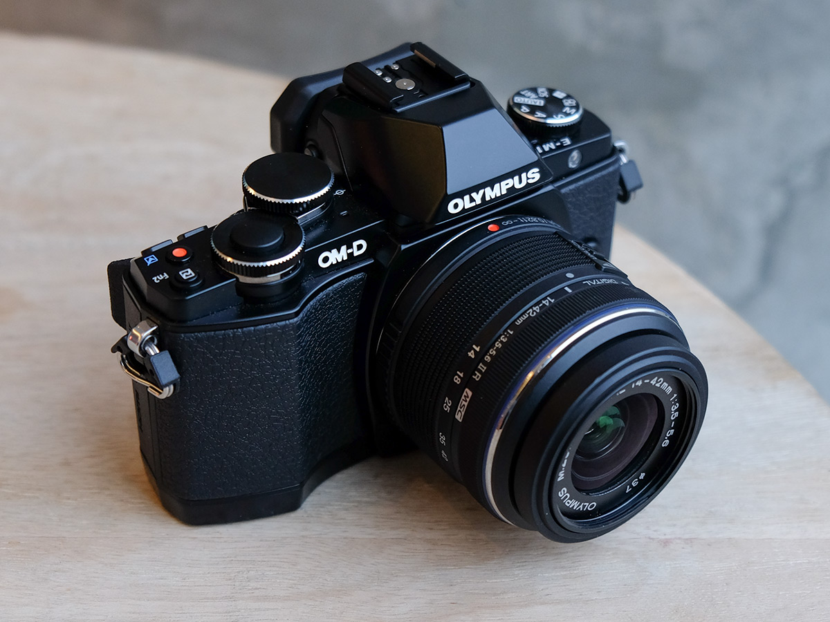 Olympus OM-D E-M10 Review: Digital Photography Review